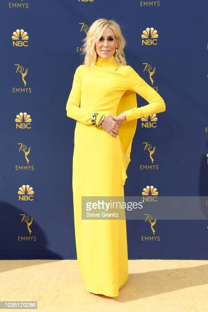 Judith Light attends the 70th Emmy Awards at Microsoft Theater on September 17 2018 in Los Angeles California