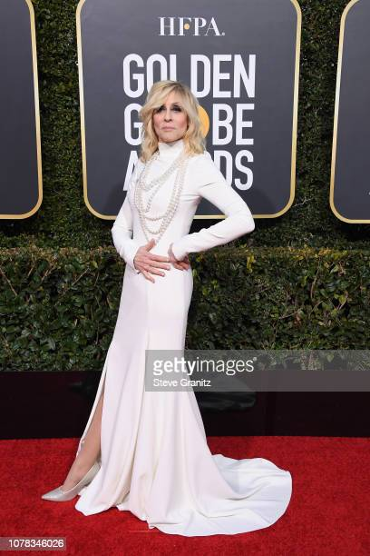 Judith Light attends the 76th Annual Golden Globe Awards at The Beverly Hilton Hotel on January 6 2019 in Beverly Hills California
