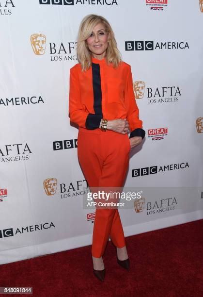 Judith Light attends the BAFTA Los Angeles TV Tea Party party at the Beverly Hilton hotel in Beverly Hills on September 16 2017 / AFP PHOTO / CHRIS...