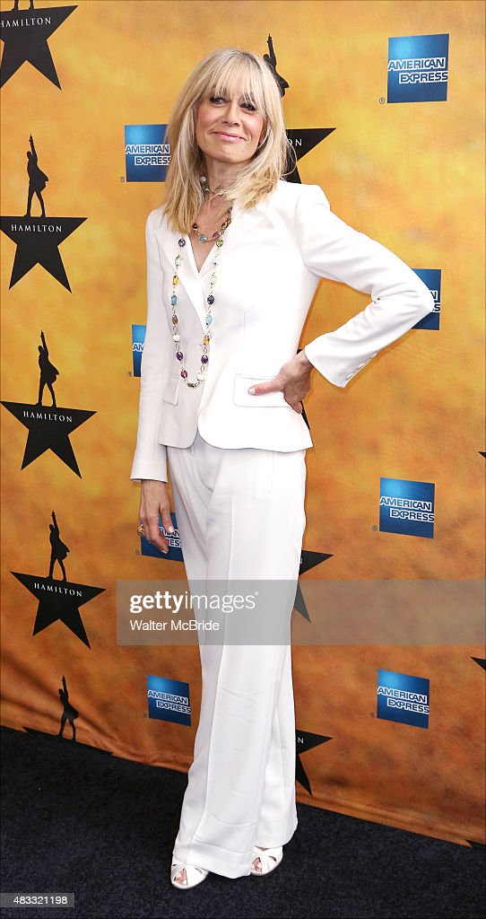 Judith Light attends the Broadway Opening Night Performance of 'Hamilton' at the Richard Rodgers Theatre on August 6, 2015 in New York City.