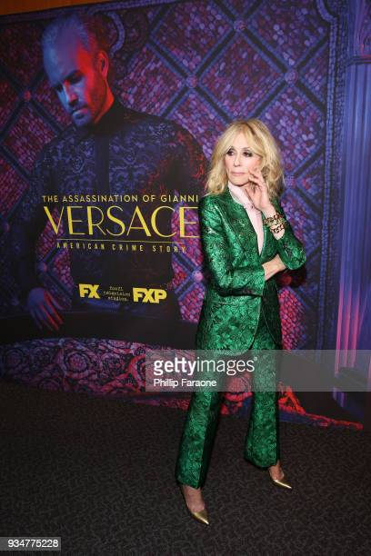 Judith Light attends the For Your Consideration Event for FX's 'The Assassination of Gianni Versace American Crime Story' at DGA Theater on March 19...