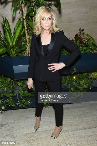 Judith Light attends The Hollywood Reporter's Most Powerful People In Media 2018 at The Pool on April 12 2018 in New York City