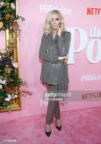 Judith Light attends The Politician New York Premiere at DGA Theater on September 26 2019 in New York City