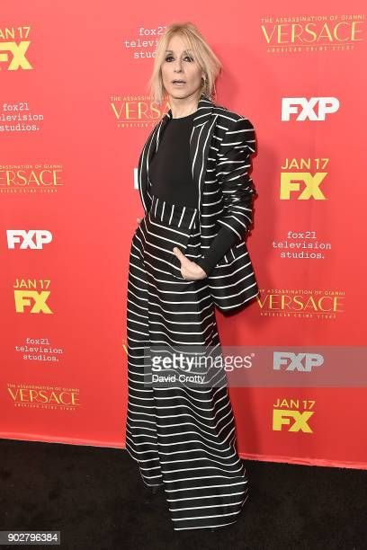 Judith Light attends the Premiere Of FX's 'The Assassination Of Gianni Versace American Crime Story' Arrivals at ArcLight Hollywood on January 8 2018...
