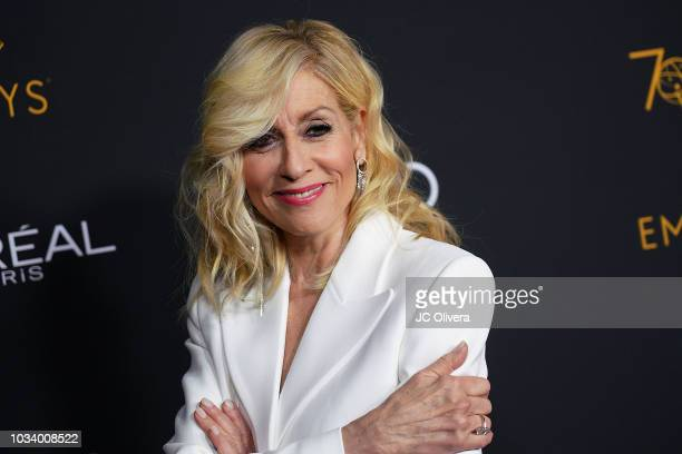 Judith Light attends the Television Academy Honors Emmy Nominated Performers at Wallis Annenberg Center for the Performing Arts on September 15 2018...