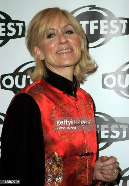 Judith Light during Outfest 2004 Holiday Celebration at Hammer Museum in Westwood California United States