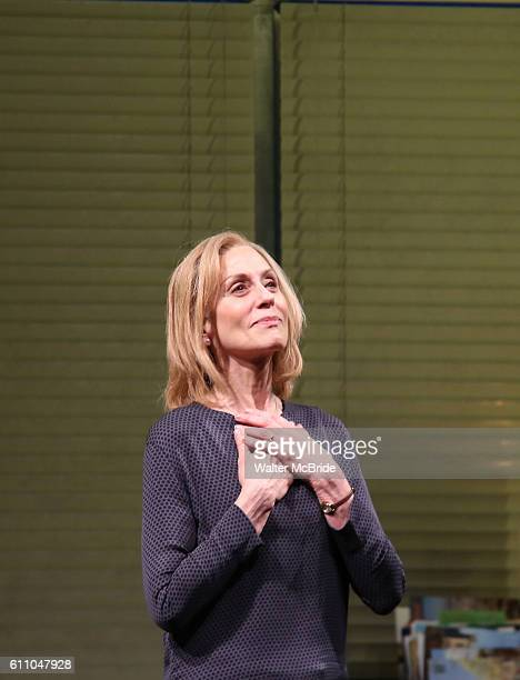 Judith Light during the MCC Theater's Opening Night performance curtain call for All The Ways To Say I Love You at the Lortel Theater on September 28...