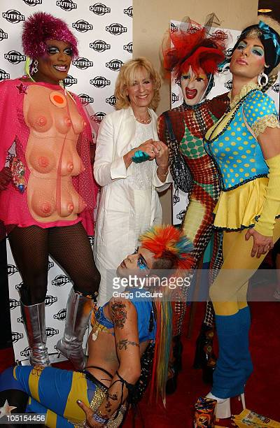 Judith Light during The Opening Night Gala of OUTFEST featuring 'Party Monster' in Los Angeles California United States