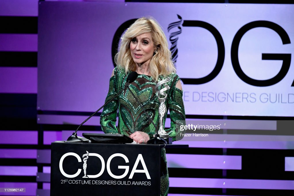 21st CDGA (Costume Designers Guild Awards) - Show : News Photo