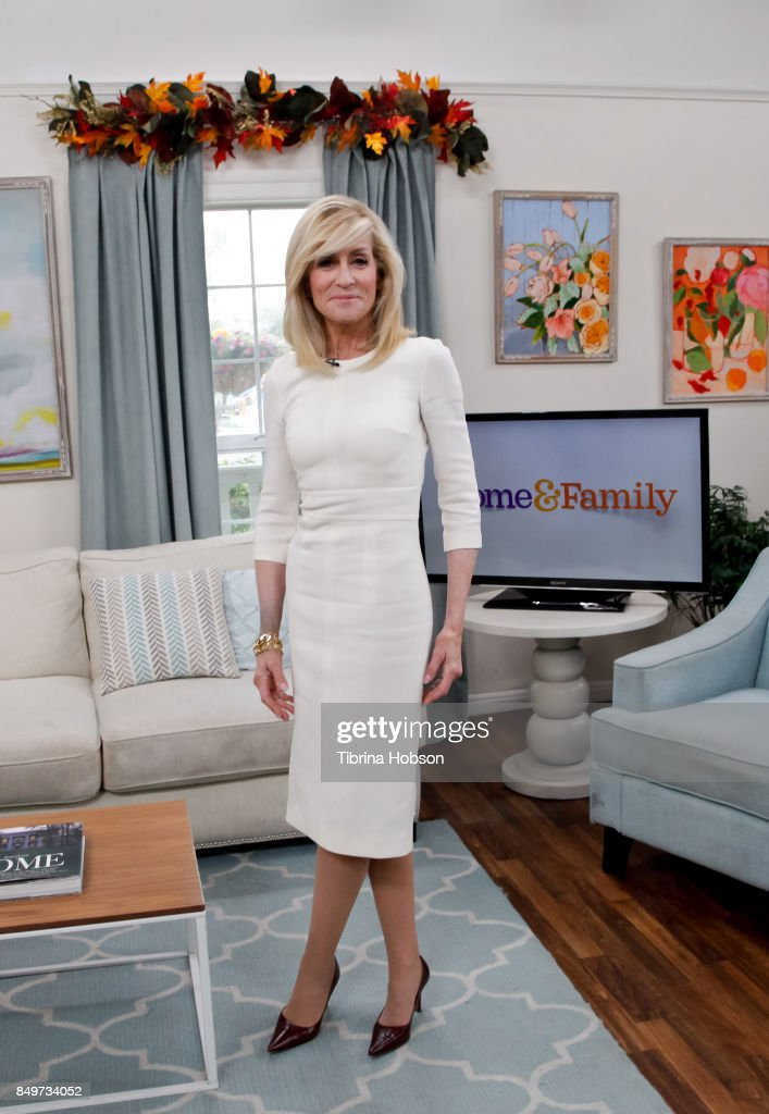 Judith Light visits Hallmark's 'Home and Family' at Universal Studios Hollywood on September 19, 2017 in Universal City, California.