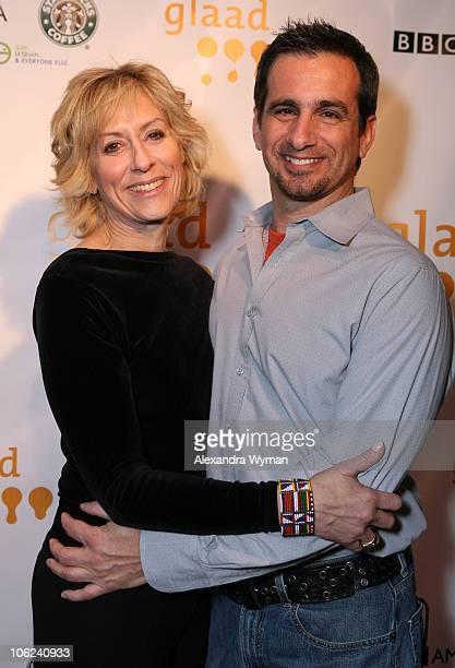 Judith Light with Neil G. Giuliano, GLAAD President