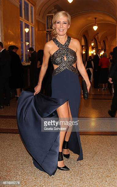 Judith Milberg during the Bavarian Film Award 2015 on January 16 2015 in Munich Germany