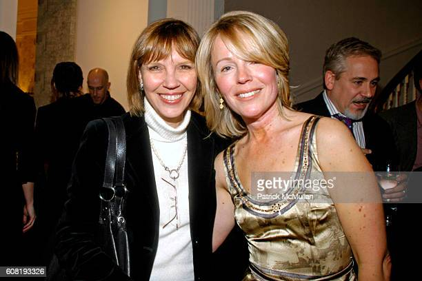 Judith Miller and Dani Shapiro attend Cocktail Party in Honor of DANI SHAPIRO Celebrating Her New Novel BLACK WHITE Hosted by Denis Ann Leary and Tom...