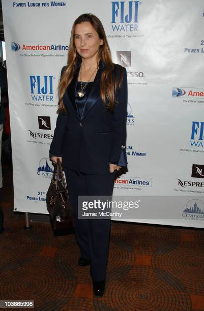 Judith Regan attends the 21st Annual Citymeals-on-Wheels' Power Lunch for Women at The Rainbow Room in New York November 16,2007