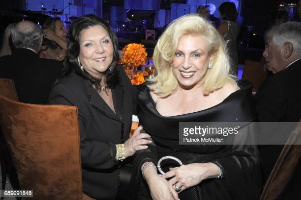 Judith Ripka and Harriette Rose Katz attend LARRY HERBERT 80TH Birthday Celebration at The Breakers Palm Beach on March 28 2009 in Palm Beach Florida