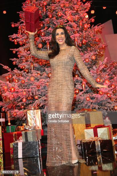 Judith Williams during the 23th annual Jose Carreras Gala at Bavaria Filmstudios on December 14 2017 in Munich Germany