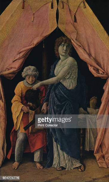 'Judith with the Head of Holofernes' 14951500 The painting is part of the Widener Collection National Gallery of Art Washington DC From Masterpieces...