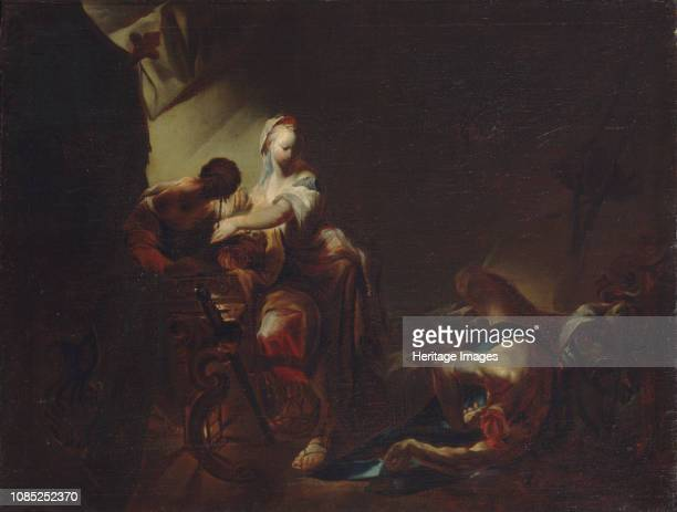 Judith with the Head of Holofernes Found in the Collection of State A Pushkin Museum of Fine Arts Moscow