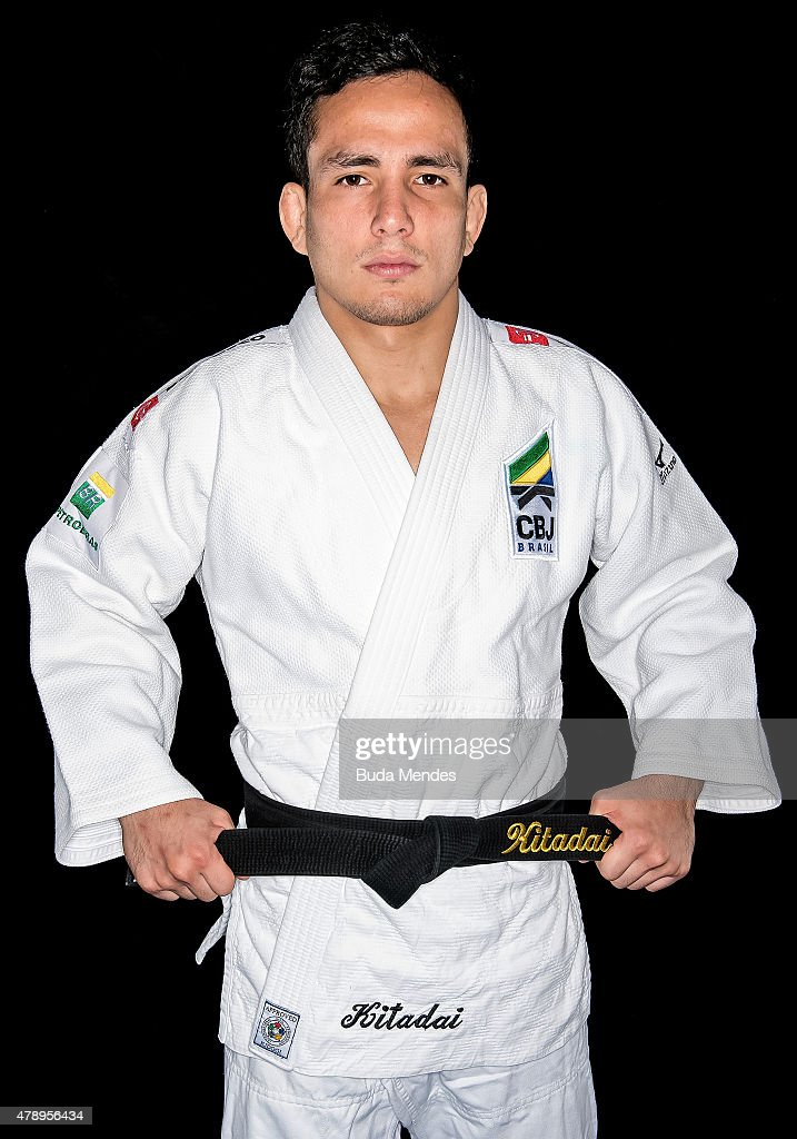 Team Brazil Judo Portrait Session