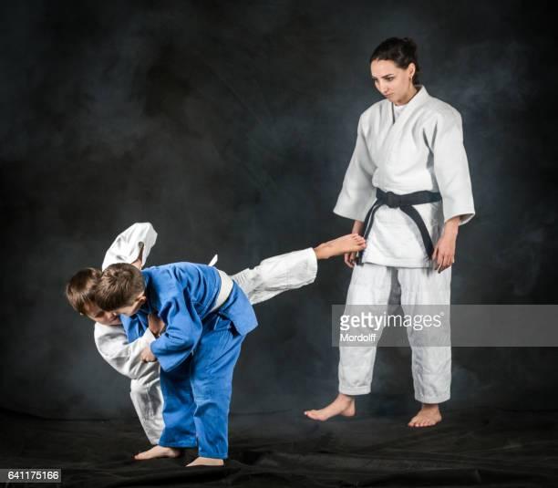 Judo Kids Training