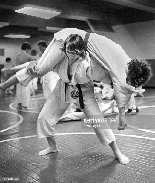 APR 18 1977 APR 19 1977 APR 21 1977 Judo