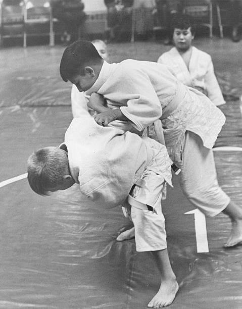 Oct 9 1968 Ymca Judo Program Slated Dominic Barela Right And