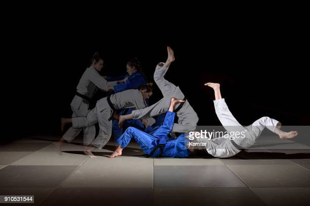 Judo training series
