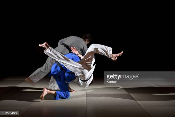 judo training series - judo stock pictures, royalty-free photos & images