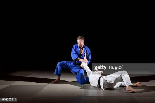 柔道トレーニング シリーズ - 柔道 ストックフォトと画像