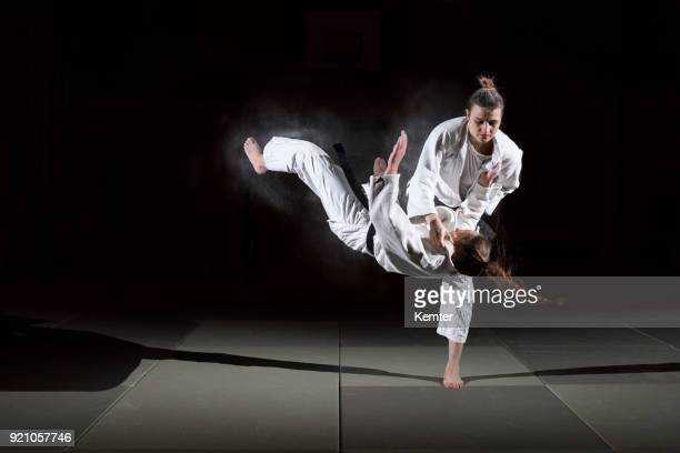 judo training series - judo stock photos and pictures