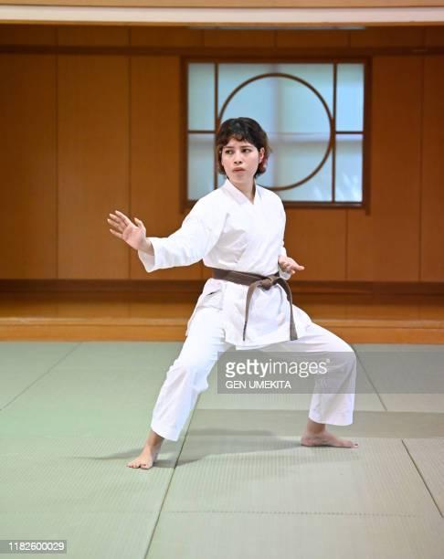 judo woman - combat sport - fotografias e filmes do acervo