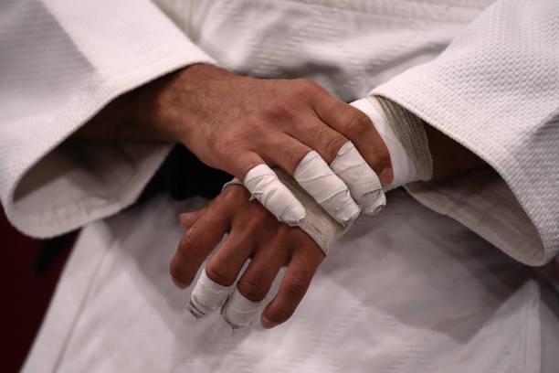 JPN: Judo - Olympics: Day 2