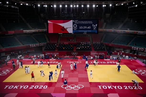 JPN: Judo - Olympics: Day 3