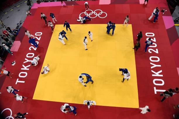 JPN: Judo - Olympics: Day 5