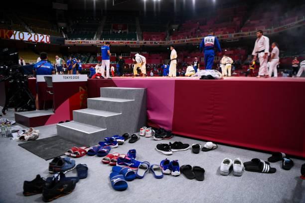 JPN: Judo - Olympics: Day 6