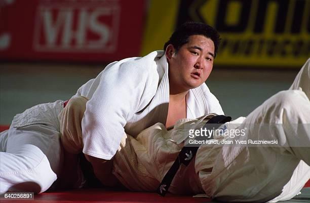 Judoko Hitoshi Saito from Japan