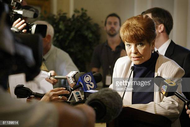 Judy Baar Topinka, Republican State Party Chairwoman and Illinois State Treasurer, calls a special meeting of the Illinois Republican State Central...
