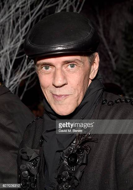 Judy Blame attends the launch of 'The Reindeer 2016' an immersive Christmas dining experience by Bistrotheque at Sarabande featuring cocktails from...