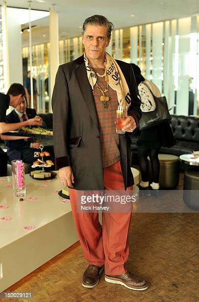 Judy Blame attends the Sister By Sibling x W London LFW Tea Salon Launch on September 15 2012 in London England