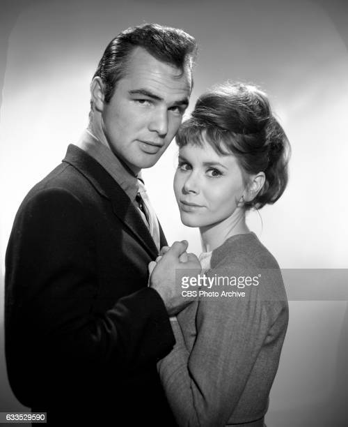 Judy Carne and Burt Reynolds They marry three months later Hollywood CA Image dated March 22 1963