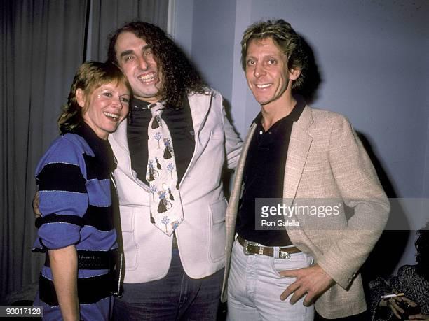 Judy Carne Tiny Tim and Mark Stevens