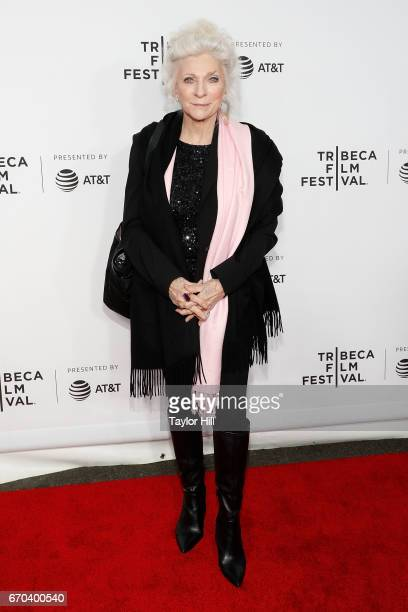 Judy Collins attends the Clive Davis The Soundtrack of Our Lives 2017 Opening Gala of the Tribeca Film Festival at Radio City Music Hall on April 19...