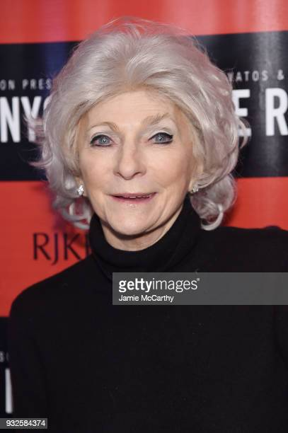 Judy Collins attends the Second Annual LOVE ROCKS NYC A Benefit Concert for God's Love We Deliver at Beacon Theatre on March 15 2018 in New York City