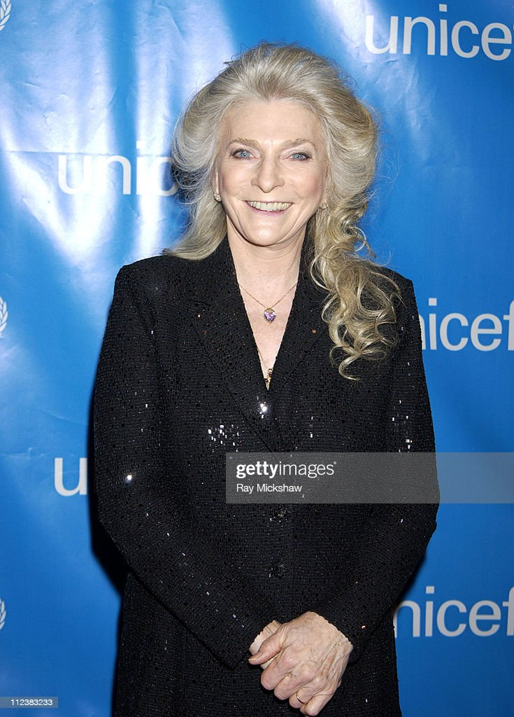 UNICEF Goodwill Gala Celebrating 50 Years of Celebrity Goodwill Ambassadors -