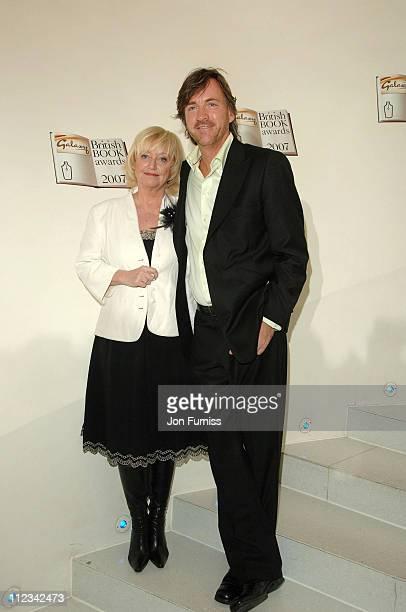 Judy Finnigan and Richard Madeley during Galaxy British Book Awards 2007 Nominations at Sketch in London Great Britain