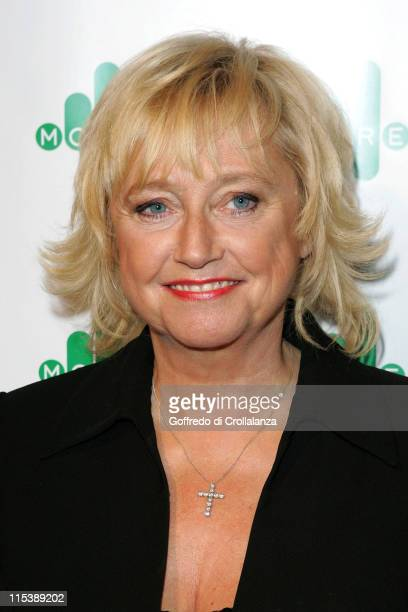 Judy Finnigan during More 4 Launch Party at The Shunt Vaults 10 Stainer Street in London Great Britain