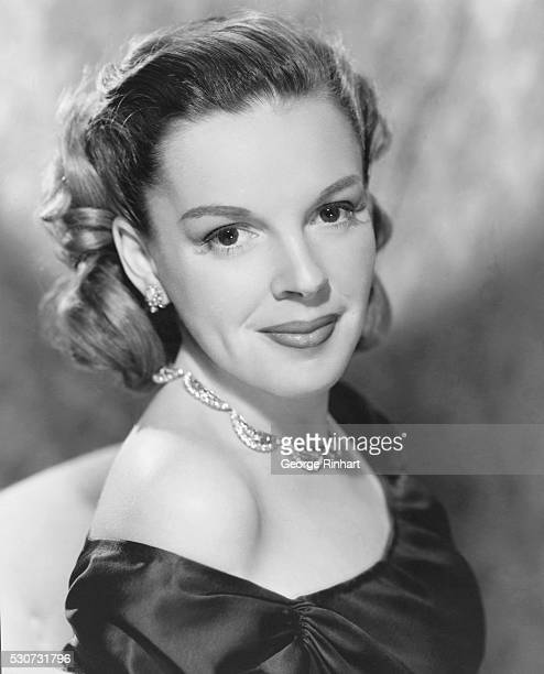 Judy Garland a recent portrait