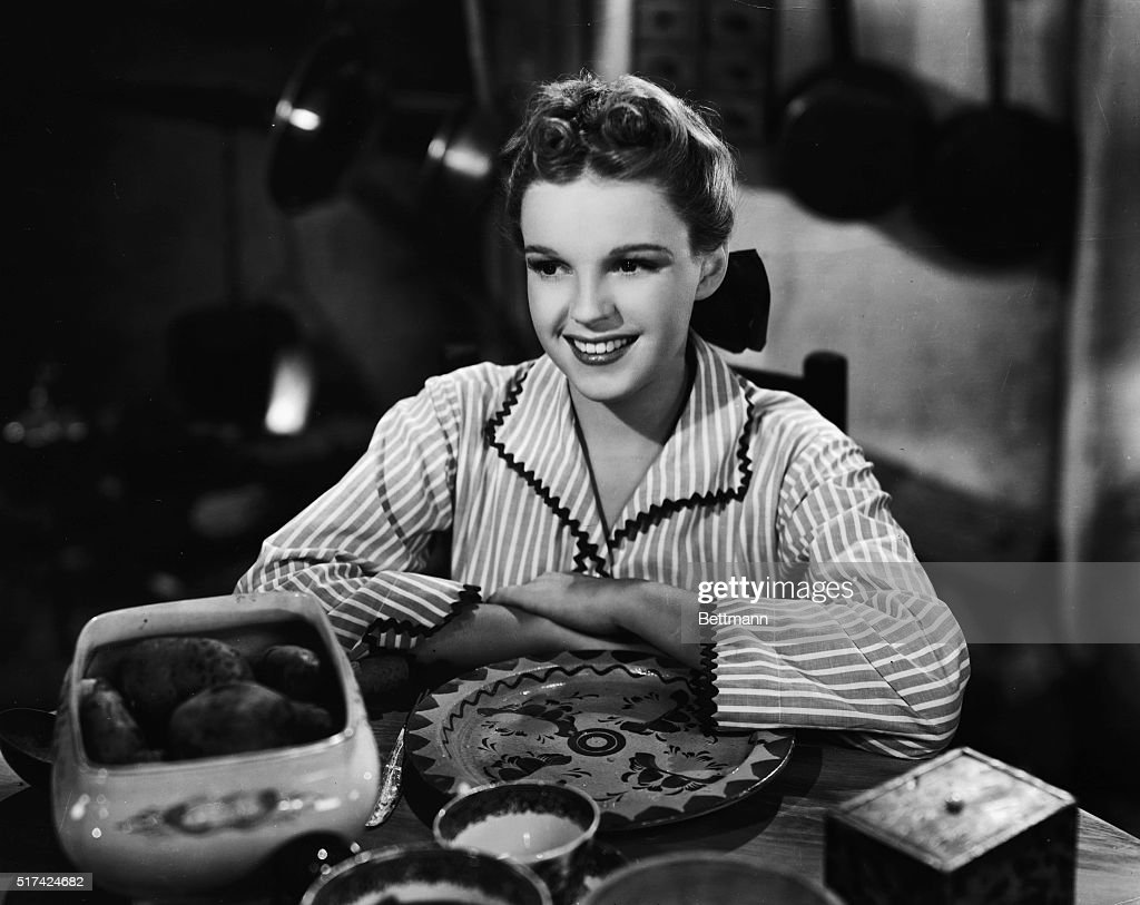 Judy Garland Starring in Little Nellie Kelly Pictures | Getty Images