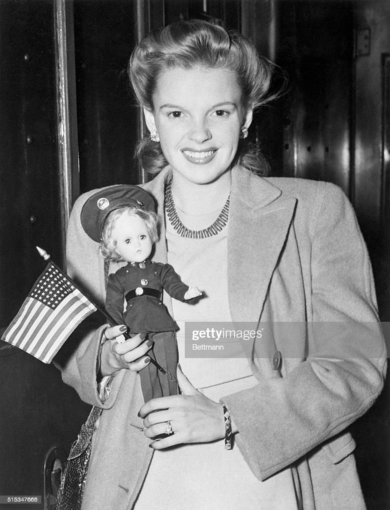 Young Judy Garland