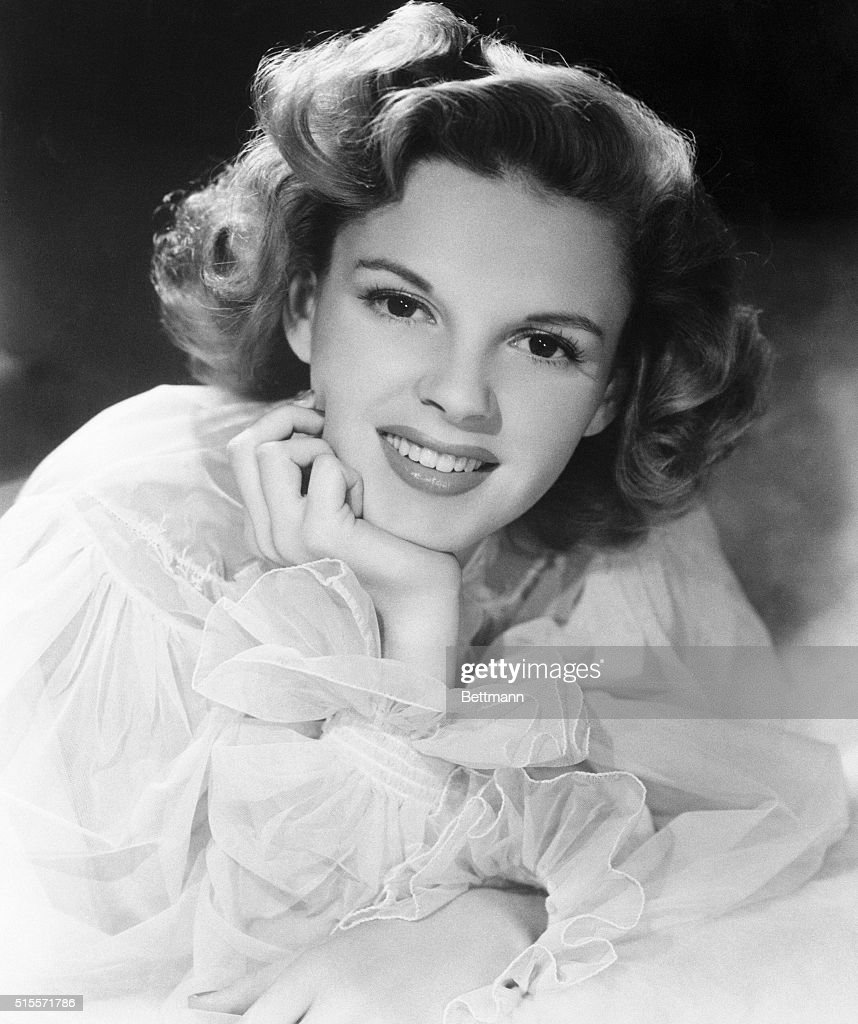 Judy Garland : News Photo